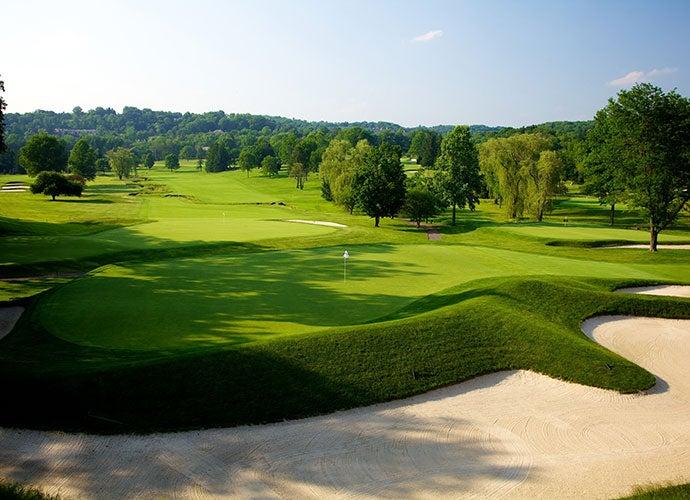 Fox Chapel Golf Club, Pittsburgh, Pa. (1923)