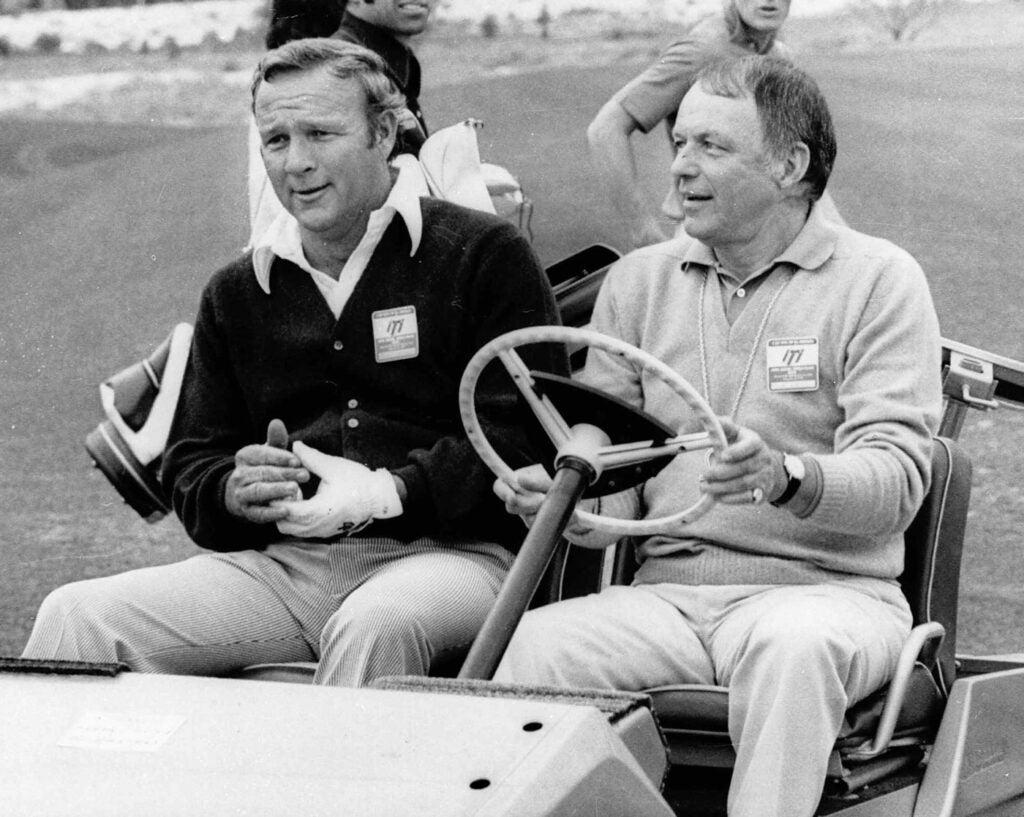 Celebrity Golf Was Much Better
