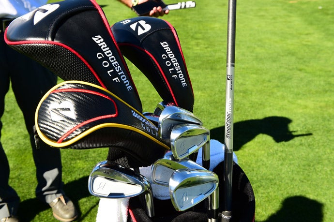Pga Tour Pros Custom Golf Clubs At The Northern Trust