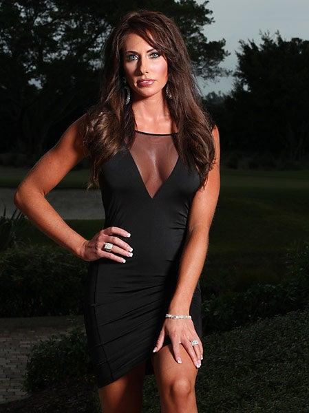 Holly Sonders Pictures: Most Beautiful Women in Golf 2016