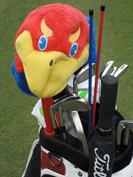 unique pga tour player headcovers