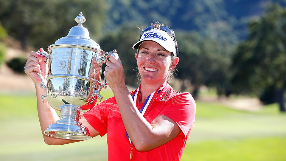 Lpga Takeaway Why Winning The U S Women S Open Meant Everything To Brittany Lang