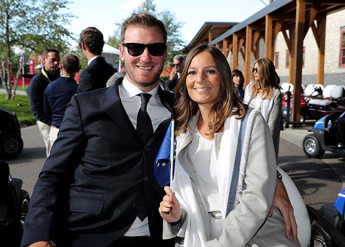 Chris Wood and Bethany Wood