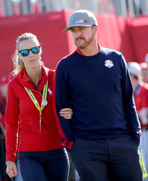 Erin Walker and Jimmy Walker