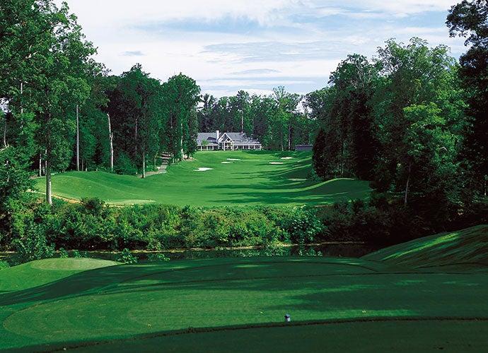 7. Williamsburg Inn, Williamsburg, Va. (Pictured: Golden Horseshoe Golf Club)