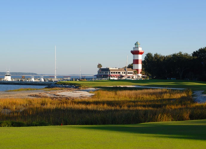 BEST: Harbour Town Golf Links, Hilton Head Island, S.C. -- RBC Heritage