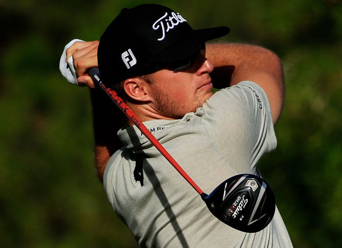 Morgan Hoffmann, 2015 Shriners Hospitals for Children Open, Round 3