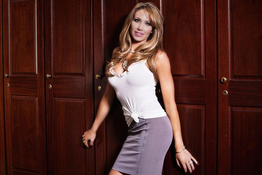 Most Beautiful Women in Golf 2015