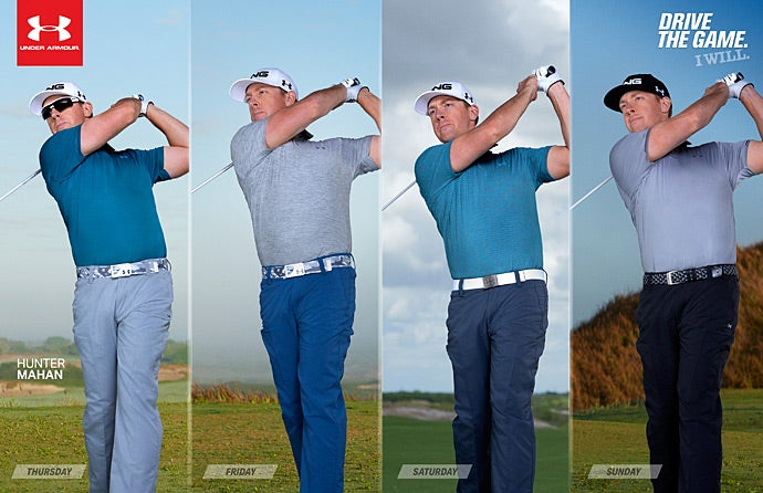 british open 2015  what the pros are wearing at st andrews