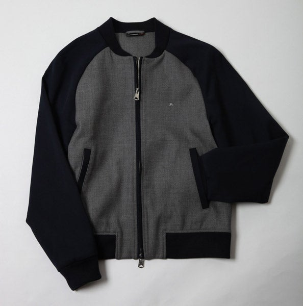 J. Lindeberg Varsity Jacket