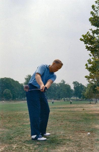 Swing for Width