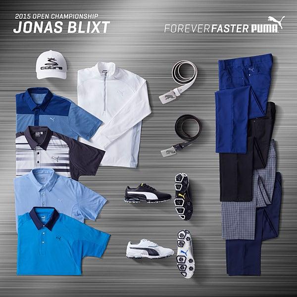 Jonas Blixt - Puma