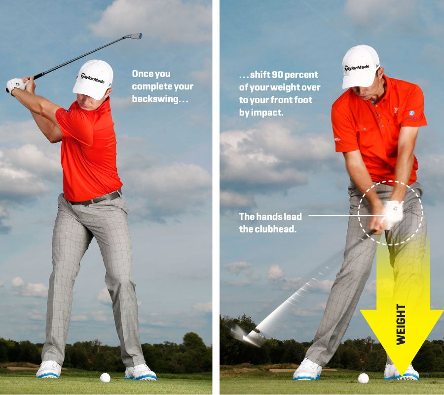 Justin Rose: My Best Iron-Swing Tip!