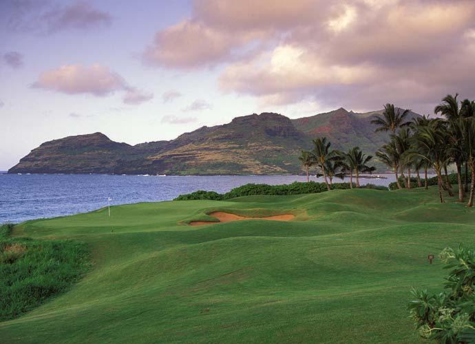 5. Kauai, Hawaii (Pictured: Kauai Lagoons Golf Club)