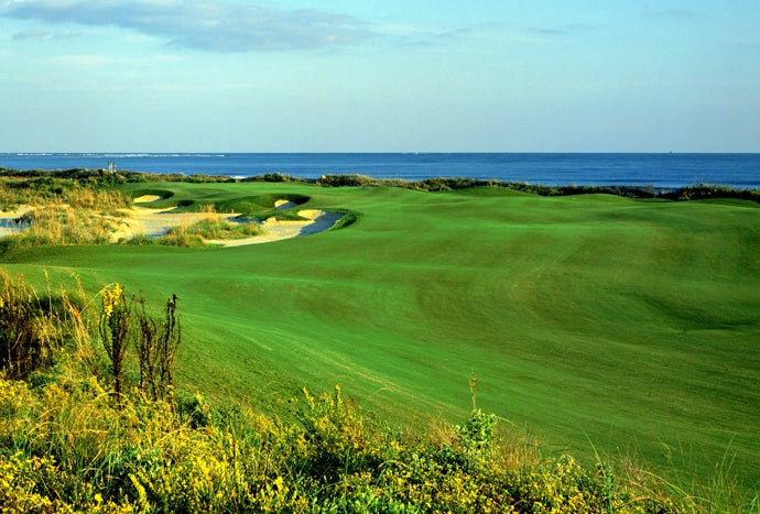 15. 18th Hole, The Ocean Course at Kiawah Island Resort, Kiawah Island, S.C.; par 4, 439 yards