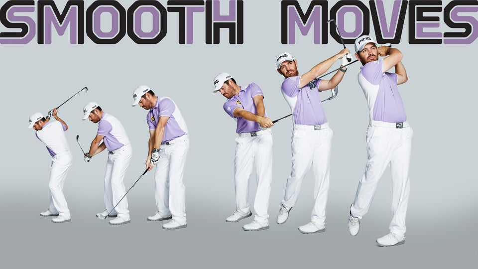 Louis Oosthuizen's 4 Simple Moves For a World-Class Swing