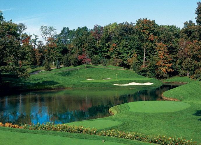 BEST: Muirfield Village Golf Club, Dublin, Ohio -- The Memorial Tournament