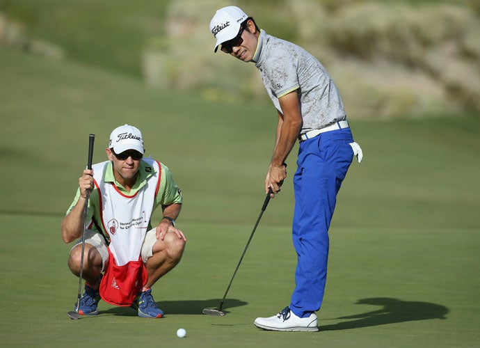 Kevin Na, 2015 Shriners Hospitals for Children Open, Round 3