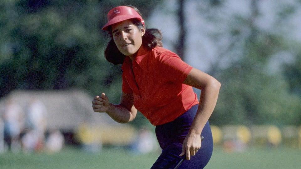 Nancy Lopez, 2012 LPGA Founders Cup