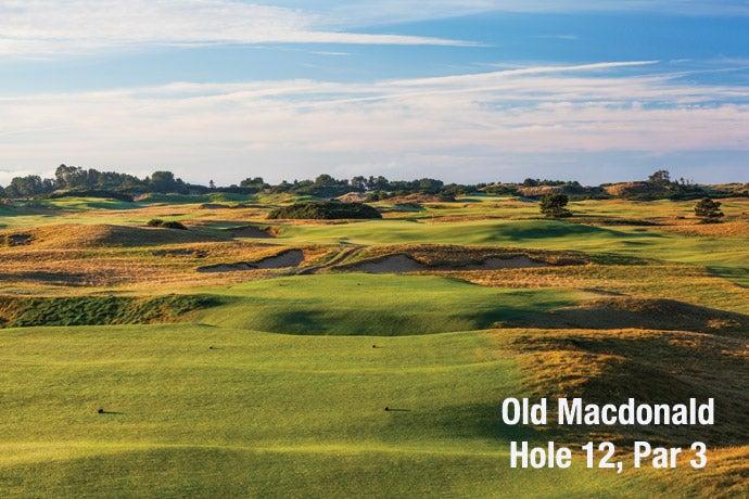 Old Macdonald: Hole 12, Par 3
