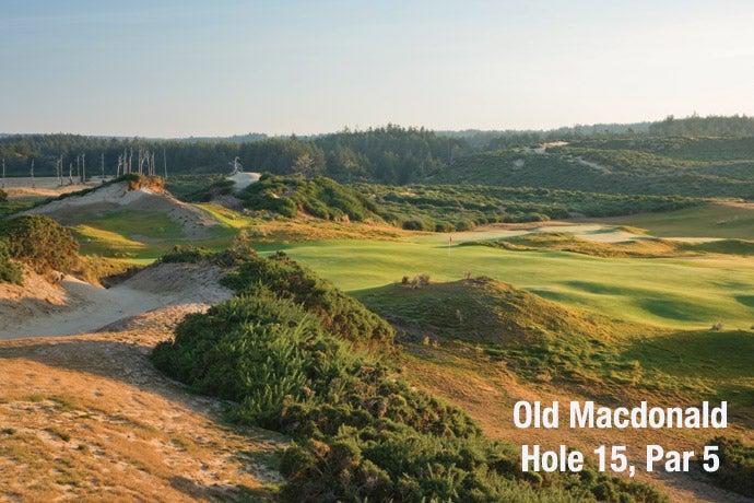Old Macdonald: Hole 15, Par 5