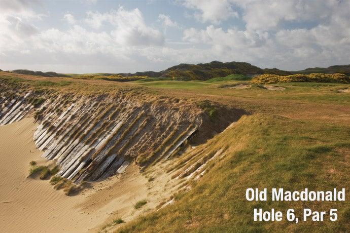 Old Macdonald: Hole 6, Par 5