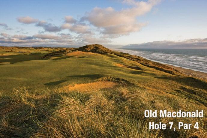 Old Macdonald: Hole 7, Par 4