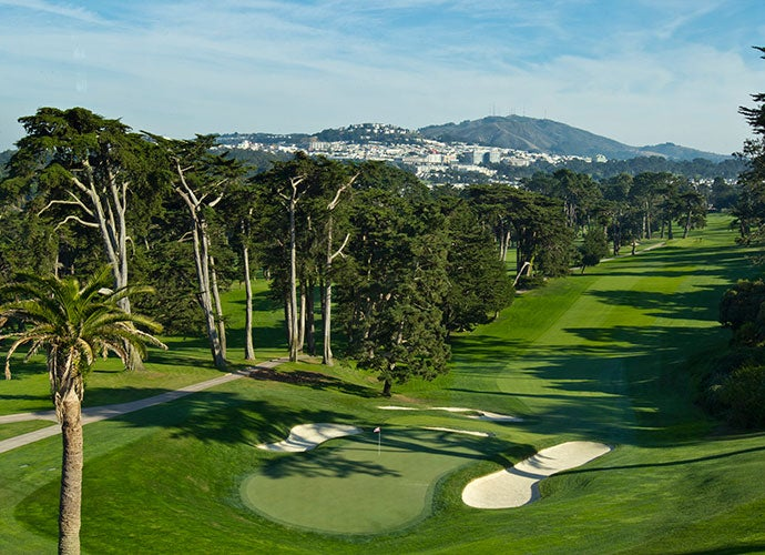 6. Olympic Club, Lake Course