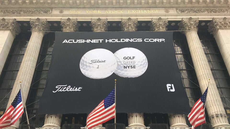 Inside The Acushnet Ipo Qa With Coo David Maher