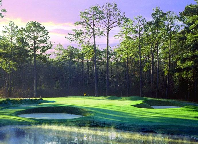 4. Pine Needles Lodge & Golf Club / Mid Pines Inn, Southern Pines, N.C.