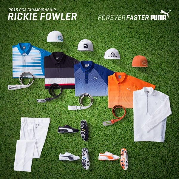 Rickie Fowler - Puma