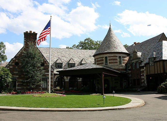 The clubhouse at Ridgewood was designed by Clifford C. Wendehack, who also designed Winged Foot, Bethpage and others.