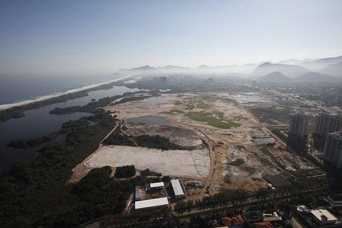Rio Olympics Course, Rio de Janeiro, Brazil