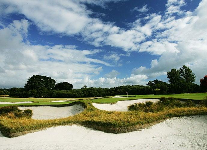 3. Australia (Pictured: Royal Melbourne Golf Club)