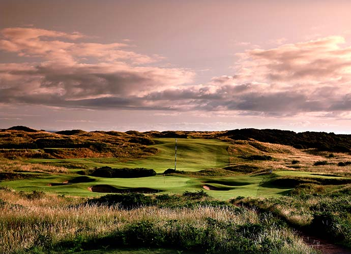 2019 British Open: Royal Portrush Golf Club, Portrush, Northern Ireland