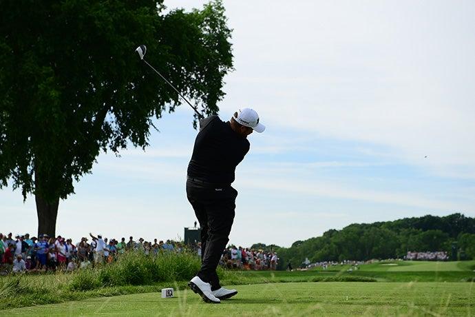 USGA Golf: 2016 U.S. Open Round 3 Saturday Oakmont Country Club/Oakmont, PA, USA 06/18/2016 SI-15 TK3 Credit: Robert Beck