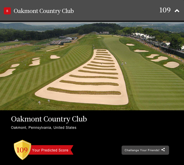 We Predict What Celebrities Would Shoot On Top 100 Coursesrhgolf: Us Open Golf 2016 Location At Gmaili.net
