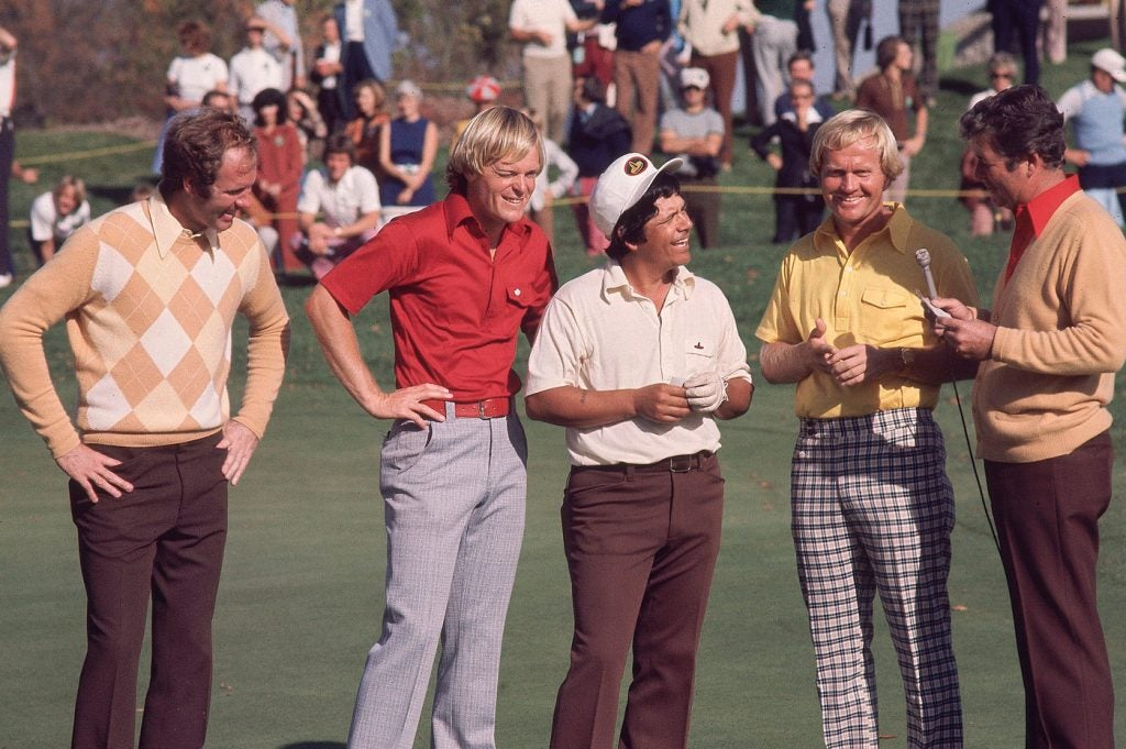 17 reasons golf was better in the 1970s