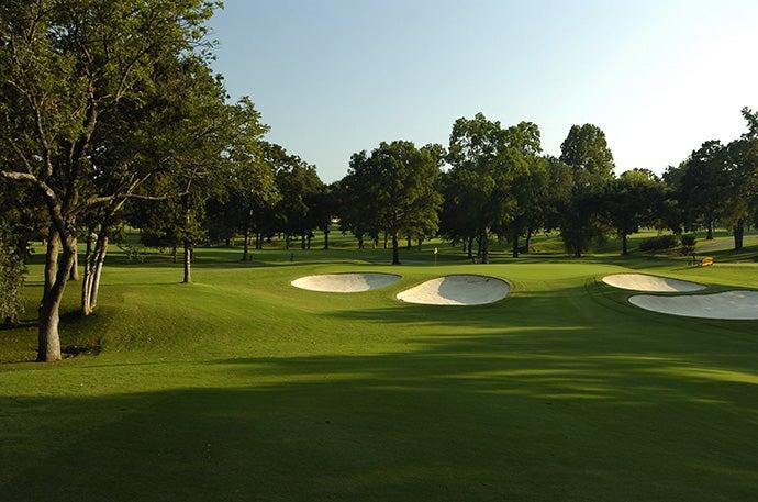 Southern Hills Country Club, Tulsa, Okla. (Ranked No. 64)