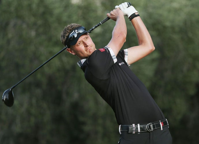 Brett Stegmaier, 2015 Shriners Hospitals for Children Open, Round 3