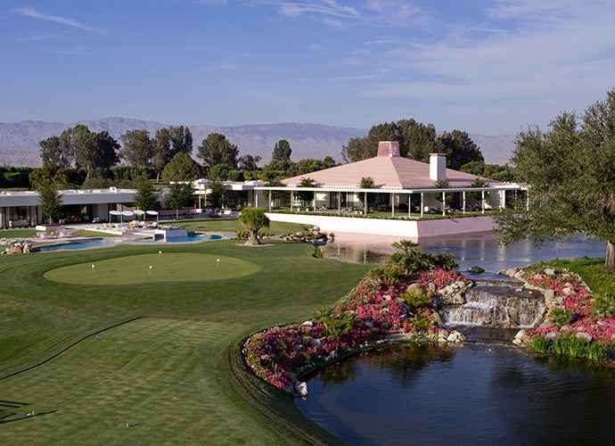 Sunnylands, Rancho Mirage, Calif.