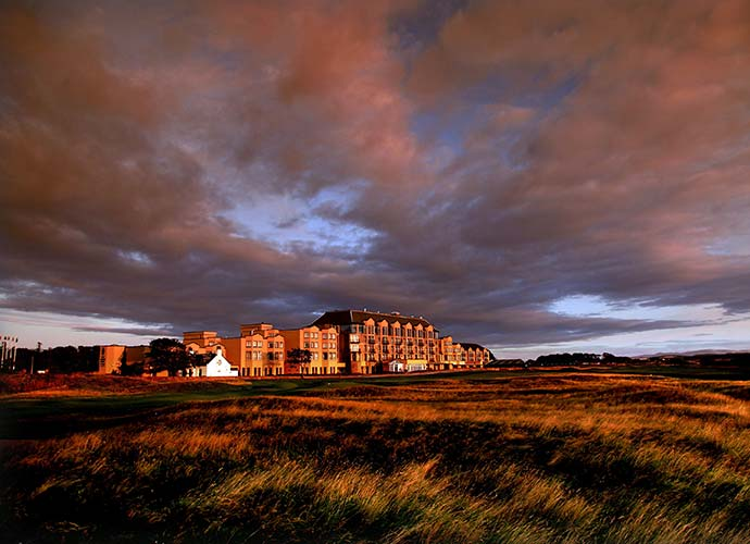 The Old Course Hotel, St. Andrews, Scotland