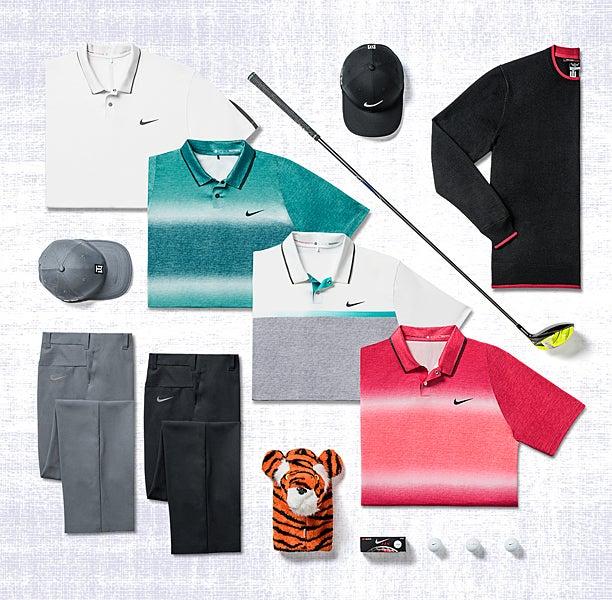 Tiger Woods - Nike