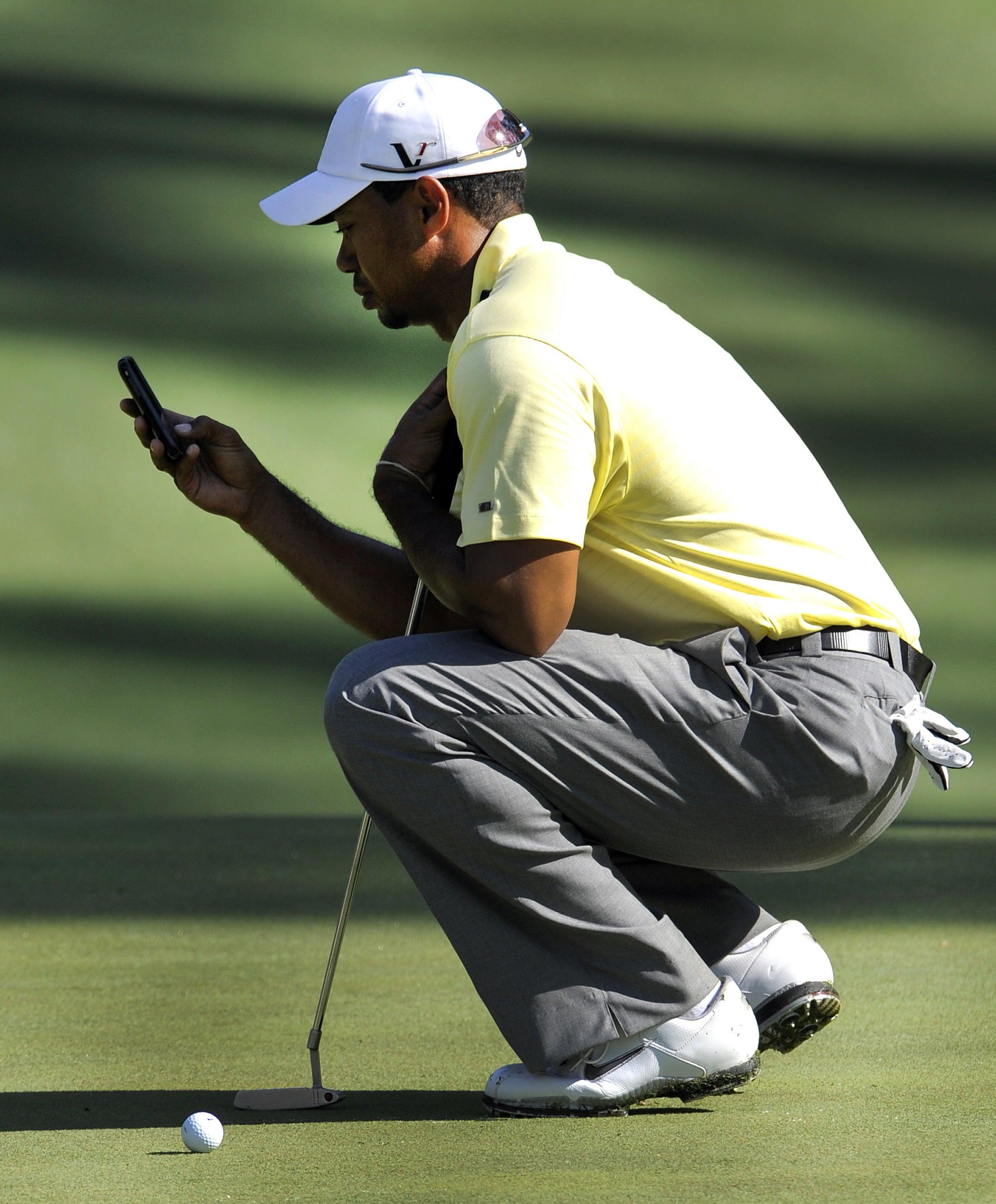 Tiger Woods iPhone.jpg