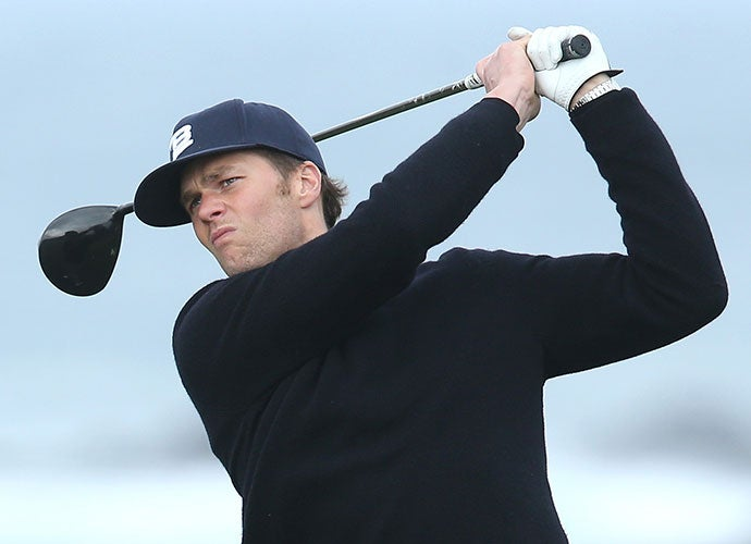 5395184e7acb Tom Brady Played Golf With Michael Jordan In The Bahamas