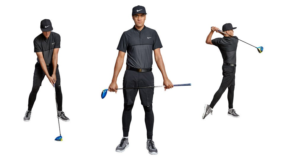 Golf Driving Tips: Tony Finau's 5 Keys to Swing Fast, Not Furious
