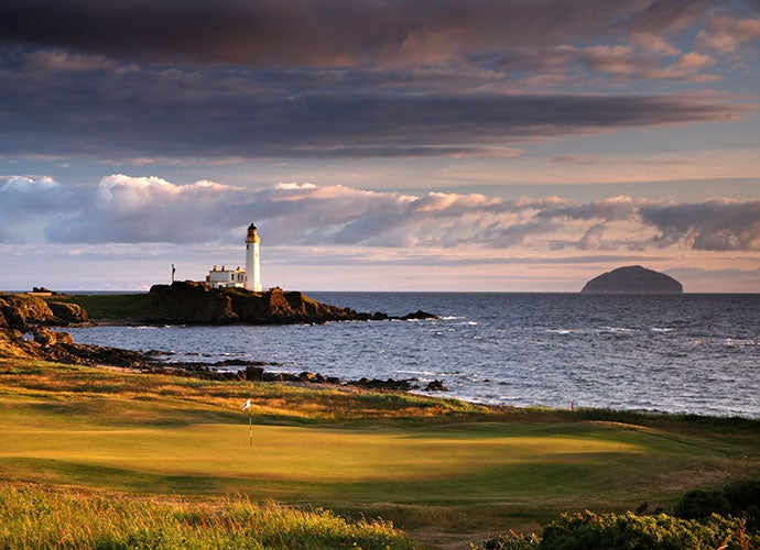 1. Scotland (Pictured: The Ailsa Course at Trump Turnberry)