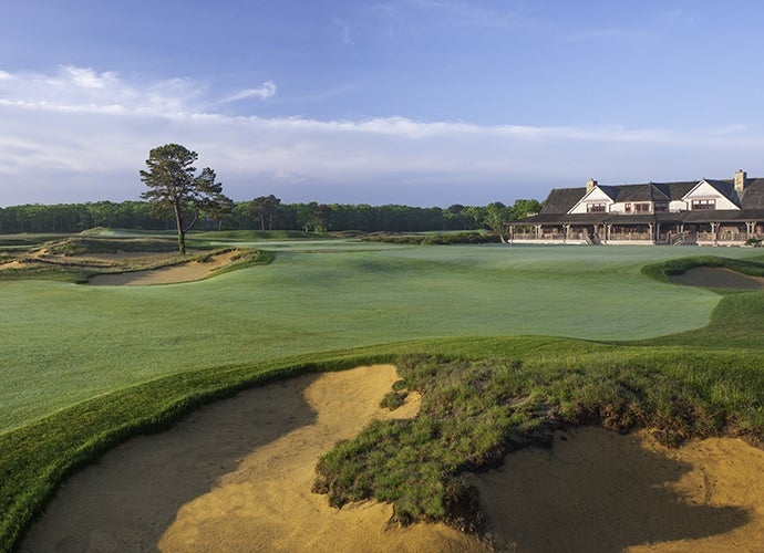 Vineyard Golf Club, Edgartown, Mass.