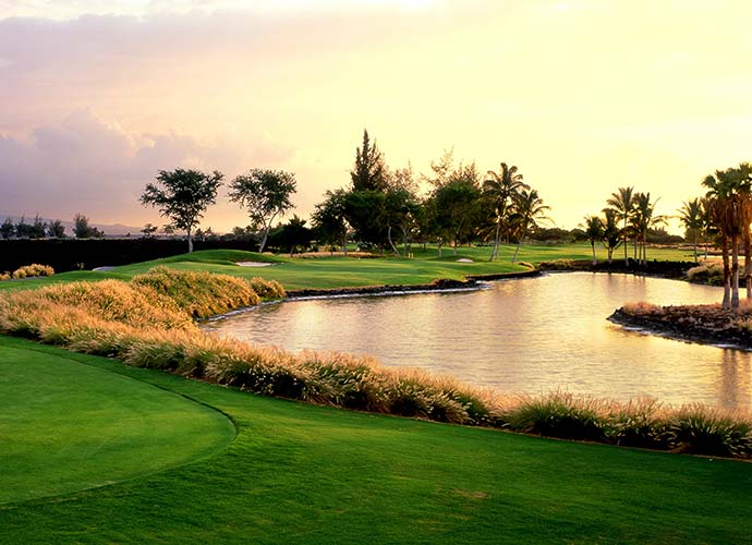 9. Big Island, Hawaii (Pictured: Waikola Beach Golf Resort)