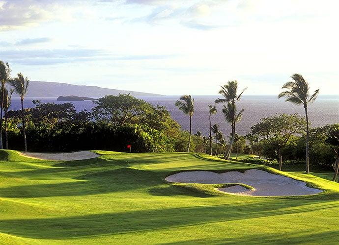 3. Maui, Hawaii (Pictured: Wailea Golf Resort)